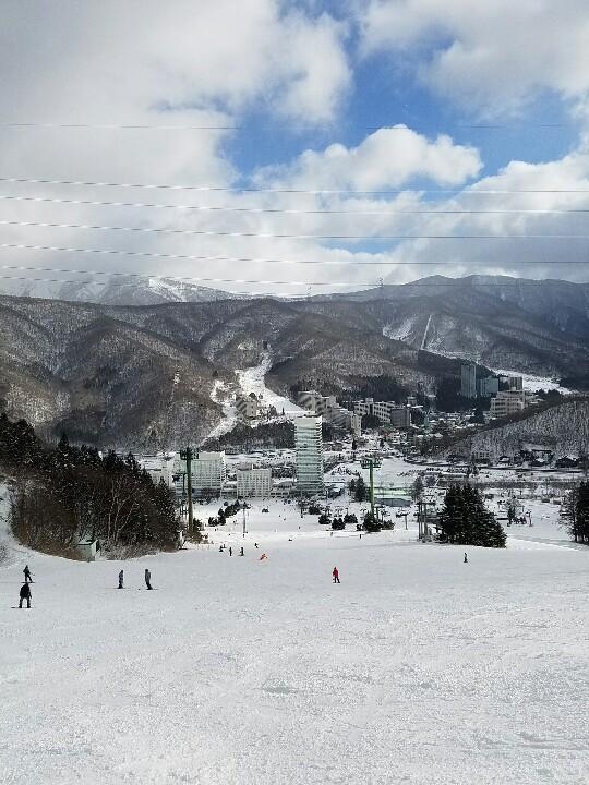 苗場スキー