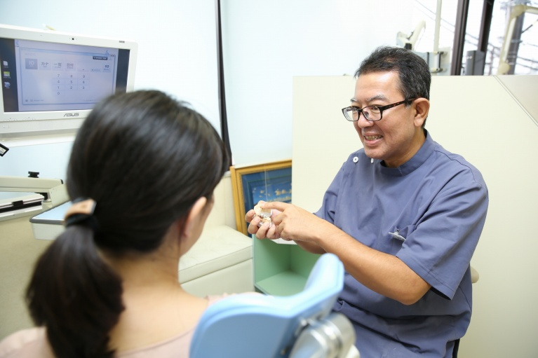 歯周病の内科的治療を受けるメリット